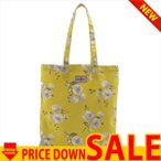 ショッピングキャスキッドソン キャスキッドソン バッグ トートバッグ CATH KIDSTON Cotton Bookbag 756624 Yellow ISLAND BUNCH