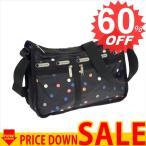 レスポートサック 新作 ショルダーバッグ LESPORTSAC Deluxe Everyday Bag 7507 D600 Litho Dot 【返品不可】