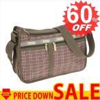 レスポートサック 新作 ショルダーバッグ LESPORTSAC Deluxe Everyday Bag 7507 D615 Tattersal Grey