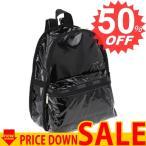 レスポートサック 新作 リュックサック LESPORTSAC Basic Backpack 7812 9908 BLACK PATENT