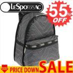 レスポートサック リュック バックパック LESPORTSAC Basic Backpack 7812 D520 Balance Beam print