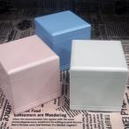 ショッピングオルゴール 曲目選択 シンプルボックスオルゴール(白/ピンク/ブルー)