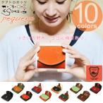 レディース 三つ折り財布 本革製 クアトロガッツ 栃木レザー 日本製  ペケーニョ メンズ 極小財布 小さい財布