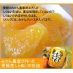 デコポン 缶詰 しらぬい国産 愛媛県  内皮付き 無添加 3個セット