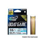 【メール便:¥180で発送可能】シマノ 「SHIMANO」 パワープロ ボートゲーム 3号300m PEライン POWER PRO BOATGAME PP-F72N