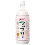 JINRO ジンロ マッコリ 6度 1L 15本入 1ケース