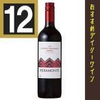 ミラモンテ 赤 750ml チリワイン カベルネ・ソーヴィニヨン メルロー お酒屋さんジェーピー
