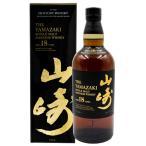 山崎 18年 700ml 43度 ウイスキー 箱付 送料無料 ウィスキー 国産ウイスキー