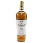 ウイスキー ザ マッカラン 12年 700ml 40度 ボトルのみ ウィスキー スコッチ whisky