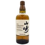ウイスキー 山崎 NV ウイスキー 700ml サントリー シングルモルト ボトルのみ 国産ウイスキー whisky
