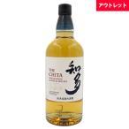 ウイスキー 知多 700ml 43度  アウトレット ボトルのみ 国産ウイスキー whisky