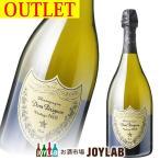 【アウトレット】ドンペリニヨン 白 ブリュット2006 750ml【箱なし】   ラベルダメージ有り 正規 帝国酒販