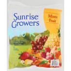SUNRISE GROWERS 冷凍ミックスフルーツ(ストロベリー・パイナップル・レッドグレープ・ピーチ)1.81kg 「クール冷凍便のみ」