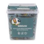 ALCALA 「minioliva」 エキストラバージンオリーブオイル 14ml×100個入り 個別包装/個包装/小分け/ポーション/パック/オリーブ油