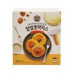 CJ もち米 ホットックミックス 400g(8個分)x4袋 (韓国式ホットケーキの素) 韓国屋台の人気のおやつ! ホットク