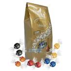 【期間限定/ギフト用紙袋無料】 リンツ リンドール「5種類のトリュフチョコレート」600g 50個入り 5種類アソートパック
