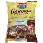 Loacker(ローカー) ガルデーナフィンガー 60個(3種類/へーゼルナッツ・ココナッツ・ミルクチョコ) チョコウエハース