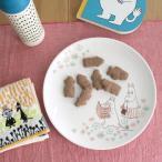 ムーミン お花畑 ランチプレート(24cm)北欧雑貨 おしゃれ かわいい 割れにくい メラミンお皿 食器 クリスマス ギフトプレゼント