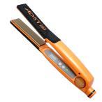 【送料無料】adst アドストDS2 FDS2-25 フラットアイロン バイコートS 25mm(オレンジ)【ヘアアイロン】