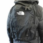 THE NORTH FACE ザ・ノースフェイス Vault 27L NF0A3VY2 JK3 TNF Black[バックパック/ヴォルト/リュックサック][送料無料]