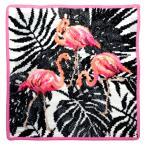 [クリアランスセール][メール便送料無料]フェイラー ハンカチ フラミンゴ Flamingo 126 azalea[30×30] FEILER[B価]