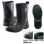 寅壱 半長靴 鋼鉄製先芯入り 23〜32cm