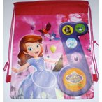 アナと雪の女王 おもちゃ フィギュア SOFIA THE FIRST Drawstring Bag 輸入品