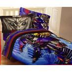 トランスフォーマー おもちゃ 変形 合体ロボ Transformers Twin Reversible Comforter. Transformers