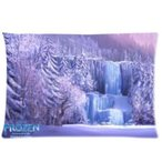 アナと雪の女王 おもちゃ フィギュア Pookeb Disney Frozen Movie Waterfall New Pillow Case 20x30(One side) 輸入品