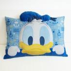 【Disney/ディズニー】ドナルド マクラ型クッション [SB-197]ドナルドダック donald duck  ぬいぐるみ 枕