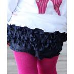 ラッフルバッツ Ruffle Butts フリフリブルマ パンツ デニム 女の子 フリル付 ブルマ おむつカバー 3m6m12m18m24m