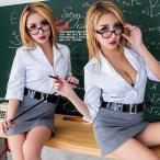 コスプレ セクシー 女教師 秘書 家庭教師 OL コスプレ衣装 コスチューム かわいい セクシー