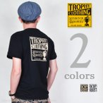 トロフィークロージング(TROPHY CLOTHING)プリントTシャツ BoxLogo TR17SS-208