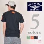 The Flat Head(フラットヘッド)Tシャツ NEW HUMAN
