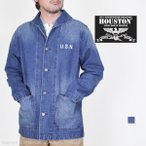 SALE 40%OFF!ヒューストン(HOUSTON)DENIM USN COVERALL 50861