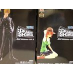 ワンピース DRAMATIC SHOWCASE 2nd season vol.2 サンジ&ナミ 全2種セット バンプレスト プライズ