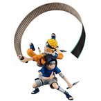 NARUTO-ナルト- 疾風伝 G.E.M.シリーズ remix うずまきナルトとうちはサスケ フィギュア2体セット メガハウス