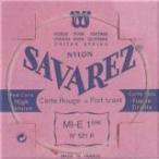 ショッピングクラシック SAVAREZ 521R ピンクラベル 1弦 サバレス クラシックギター弦