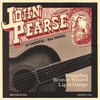 アコースティックギター 弦 John Pearse ジョンピアー