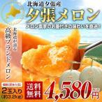 北海道 夕張産 訳あり 個撰 夕張 メロン 2玉(約3.2kg) めろん 送料無料 赤肉 フルーツ 果物 天候の関係より7月上旬頃から出荷開始予定となります。