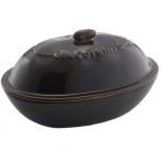 焼芋器 電子レンジで簡単石焼き芋 天然石付き 陶器の焼き芋鍋 家庭用 レンジ調理器 レンジ専用焼き芋鍋