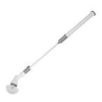 充電式バスポリッシャー 電動掃除ブラシ コードレス 電動ブラシ 掃除用 お風呂 浴室 5種の専用ブラシ付き