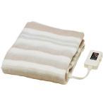 電気敷き毛布 電気毛布 シングルサイズ 洗える毛布 ダニ退治機能付き 日本製 国産 電気敷毛布 電気ブランケット
