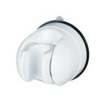 強力吸盤 シャワーヘッド ホルダー 角度調節可 シャワーホルダー DeHUB  シャワーフック