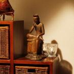イスム 弥勒菩薩 リアル仏像 フィギュア 置物 インテリア仏像