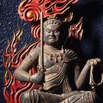 不動明王(ふどうみょうおう) タナココロ TanaCOCORO 掌 リアル仏像 フィギュア 置物