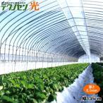 農業用POフィルム テクノセン光 厚さ0.1mm 幅135cm (1m単位切売り) メーカー直送品
