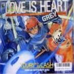 GRAY デジタル・ターゲット LOVE IS HEART (中古アニメEPレコード)