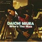 三浦大知 / Who's The Man(CD+DVD付)中古邦楽CD