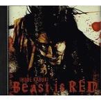 Beast is RED 野獣郎見参 / 劇団☆新感線[CDアルバム・ミニアルバム][サントラ]